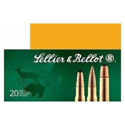 5.6x50R Mag SP - Sellier & Bellot - x20 / 50 grs