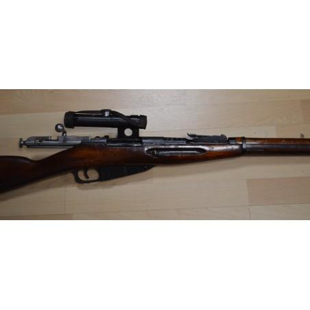 Mosin Nagant 91/30 Sniper - 7.62x54R