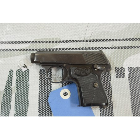 Pistolet Walther - 6.35