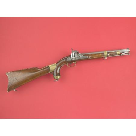 Pistolet US Army Carbine modèle 1855.