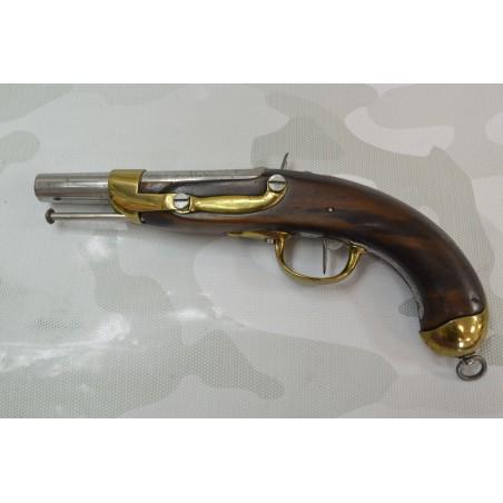 Pistolet à silex AN IX