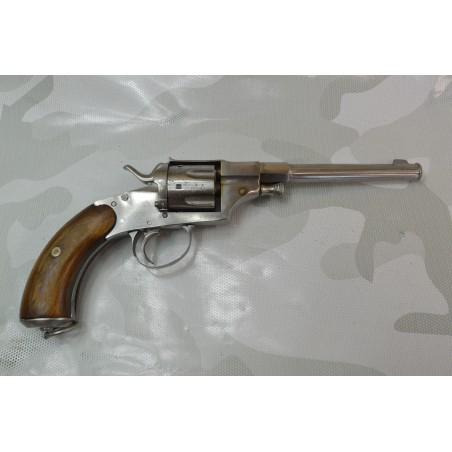 Reich Revolver en calibre 10,4 reich ou 44 russian.