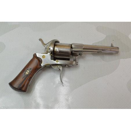 Révolver de poche Vélodog cal 7mm