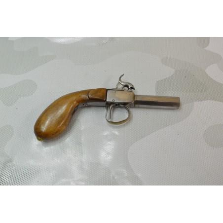 Pistolet artisanal Cal.50