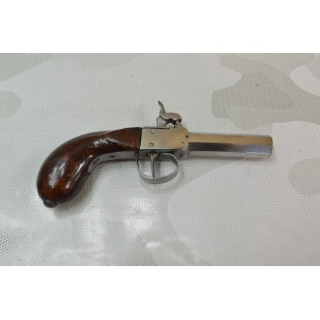 Pistolet artisanal Cal.44
