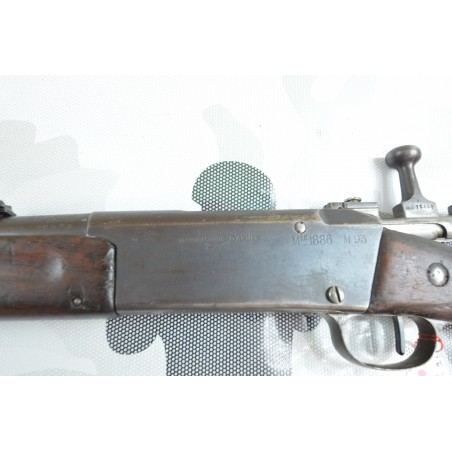 Lebel 1886 M93 - 8x50R