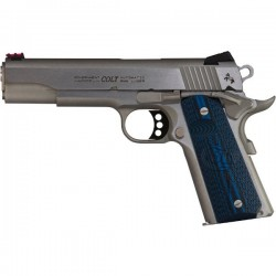 Colt 1911 Competition Pistol INOX - 45 ACP