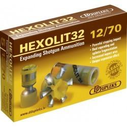 HEXOLIT 32 CAL. 12/70 - x5
