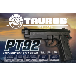 TAURUS PT92 Co2 BAX 6mm...