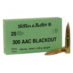 SELLIER & BELLOT .300 AAC...