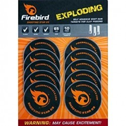 Cibles explosives Firebird...