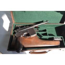 Mauser C96 Schnellfeuer - 7.63