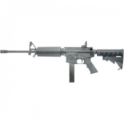 Colt defense SMG - AR15 - 9x19