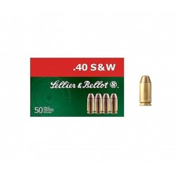 40 S&W - Sellier Bellot -...