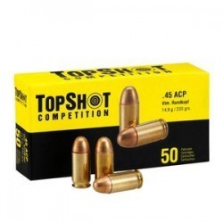 45 ACP - Topshot - x50 /...