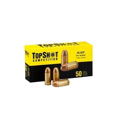 45 ACP - Topshot - x50 / 230 grs