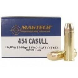 454 Casull - Magtech - x20 / 260 grs
