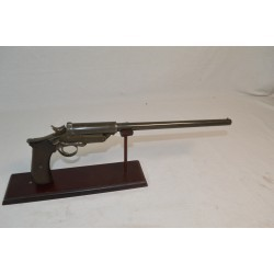 Pistolet artisanal cal .410
