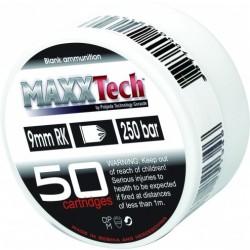 9MM/380 À BLANC MAXXTECH X50