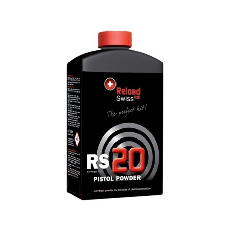 Reload Swiss - RS20 - 500g