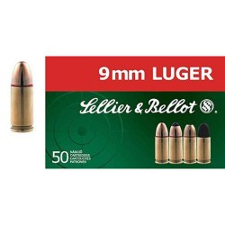 Sellier & Bellot .9mm...