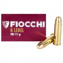 Munitions FIOCCHI Cal 8mm...