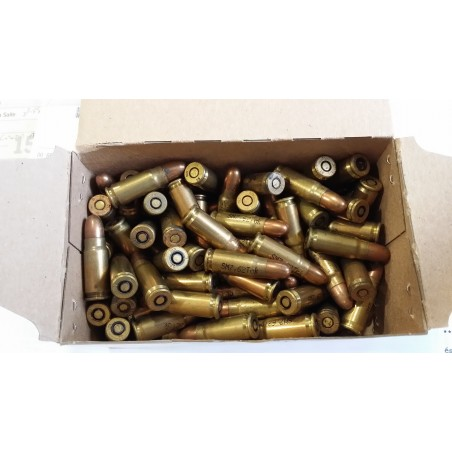 7.62x25 CIP - Surplus - x1000 / 86 grs