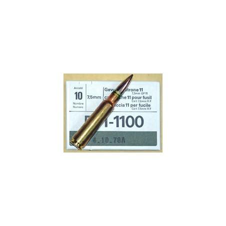 7.5x55 GP11 - x1000