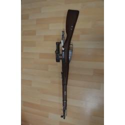 Mosin Nagant MN 44 Sniper