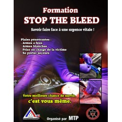 Formation STOP the BLEED