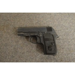 Pistolet UNIQUE cal 7,65