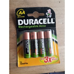 DURACELL RECHARGEABLE 1700 mAh