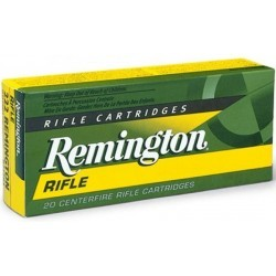 222 Rem - Remington - x20 / 50grs