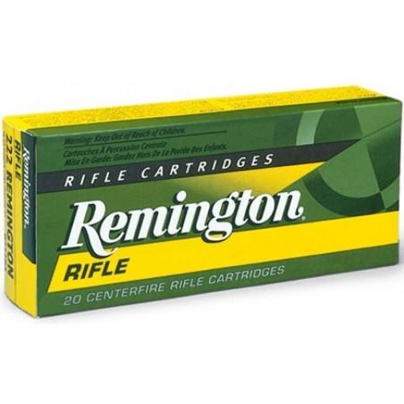 222 Rem - Remington - x20 / 50grs