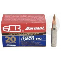 308 Win (7,62X51) - Barnaul - x20 / 145GRS