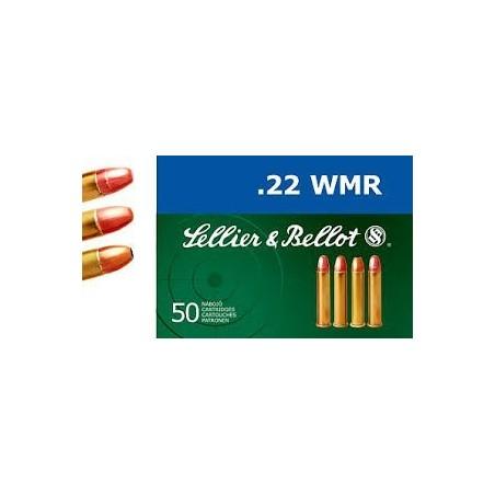 22WMR - Sellier Bellot - x50 / 40 grs
