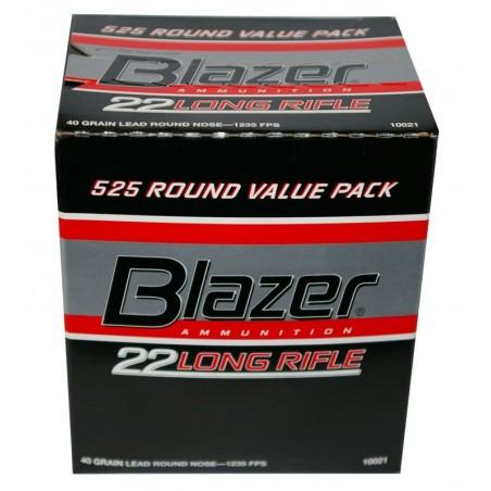 22LR - Blazer - x500 / 40 grs