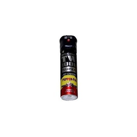 Gel au poivre - Sabre red - 75ml