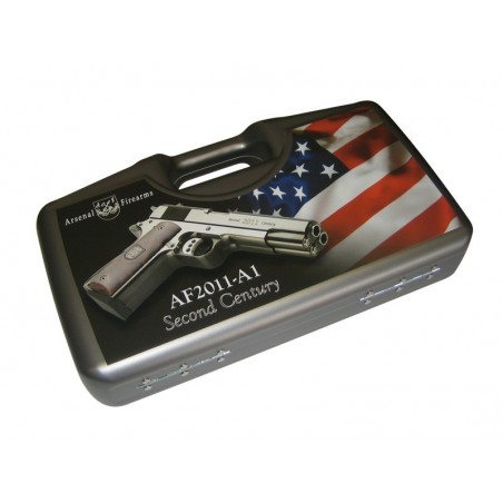 Arsenal Firearms - AF2011-A1 - 45 ACP double canon