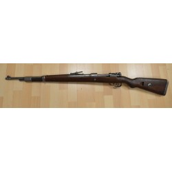 Mauser K98 cal 8x57is code...
