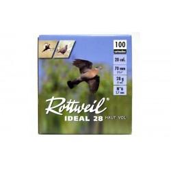 12/70 - Rottweil Idéal 36 N°6 - x25 / 36g