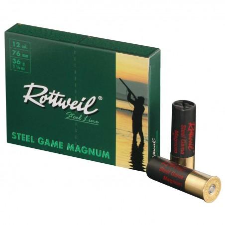 12/76 - Rotweill Steel Game Magnum - x10 / 36g