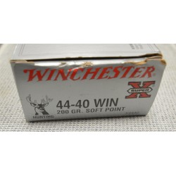 Winchester 44-40 200 gr x 50