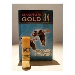 20/76 - FOB Magnum Gold 34 N°4 - x10 / 34 g