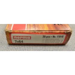Cartouches Normae 7x64...