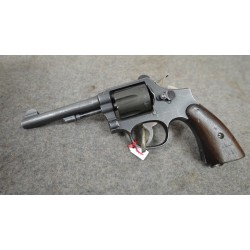 Revolver Smith et Wesson...