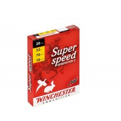 16/70 - Winchester Super Speed Gen 2 N°6 - x10 / 32g