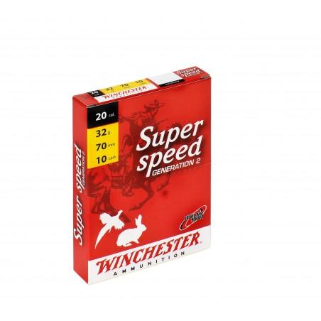 16/70 - Winchester Super Speed Gen 2 N°6 - x10 / 32g