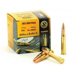 303 british - Sellier Bellot - x50 / 180 grs