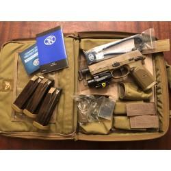 Pistolet FN FNP 45 Tan cal...